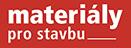 Materiály pro stavbu logo